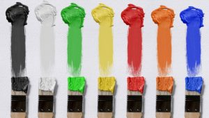 interior paint paint brushes
